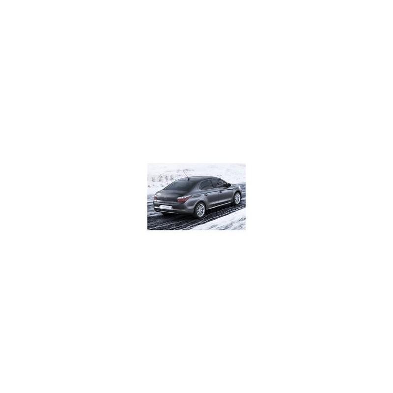 Kit film solaire Citroën C-Elysée (2) Berline 4 portes (depuis 2012)