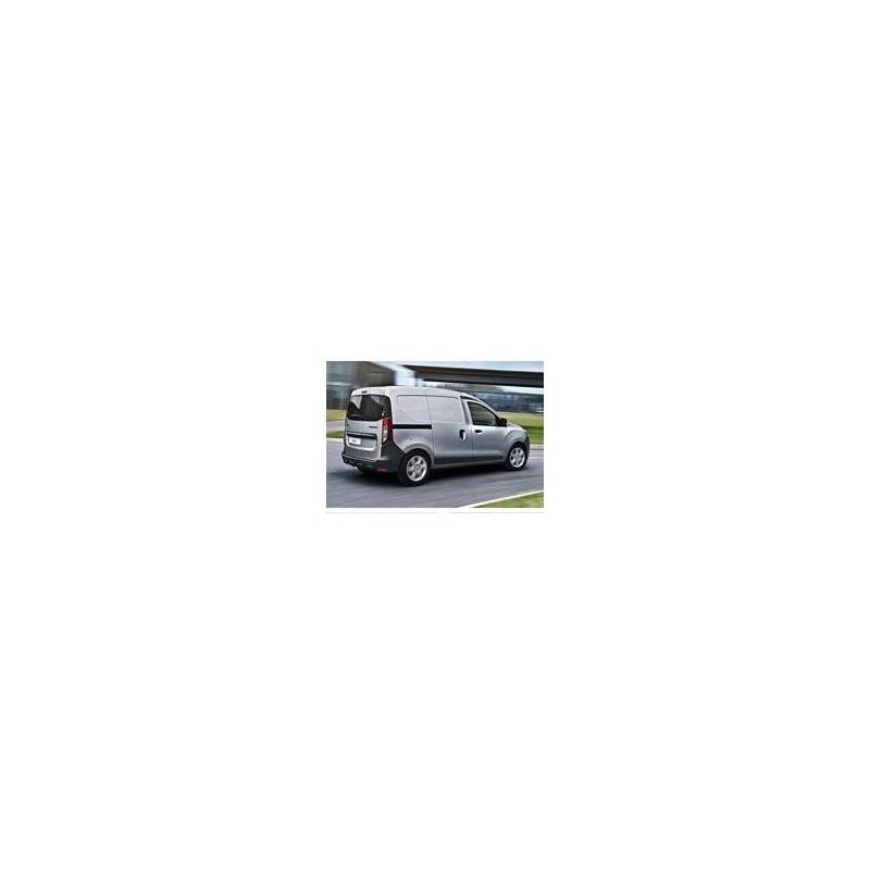 Kit film solaire Dacia Dokker (1) Van Utilitaire 3 portes (depuis 2013) 2 portes arrières