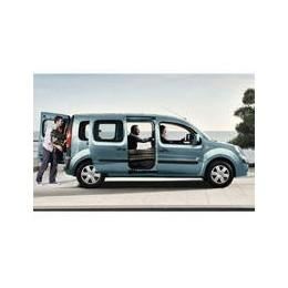 Kit film solaire Mercedes-Benz Citan (1) Maxi 6 portes (depuis 2012) vitres entrouvrantes et 2 portes arrières