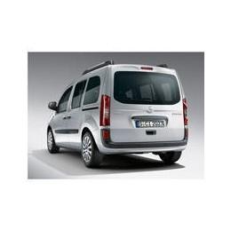 Kit film solaire Mercedes-Benz Citan (1) 5 portes (depuis 2012) vitres descendantes et hayon