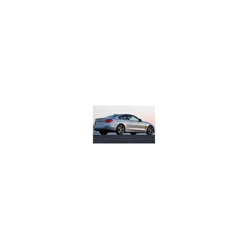 Kit film solaire Bmw Serie 4 (1) Coupe 2 portes (2014 - 2021)