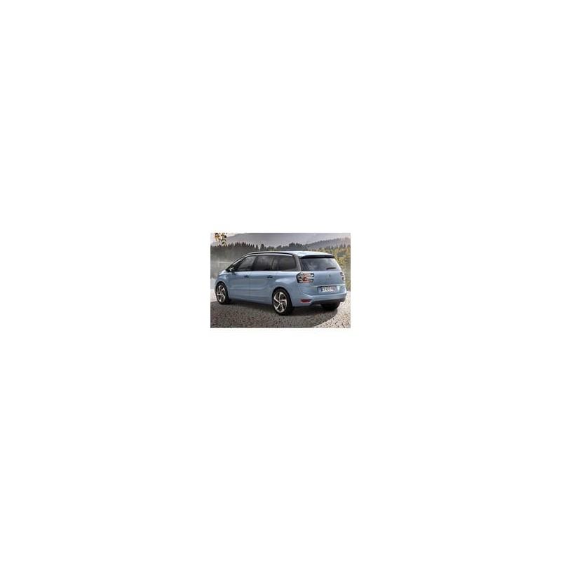 Kit film solaire Citroën Grand C4 (2) Picasso 5 portes (2013 - 2018) 7 places