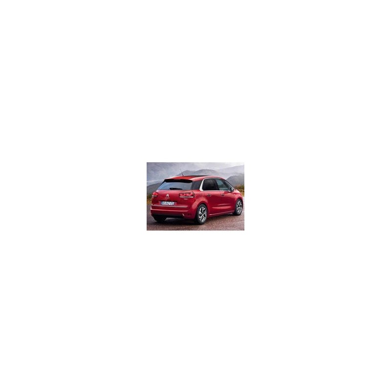 Kit film solaire Citroën C4 (2) Picasso 5 portes (2013 - 2018) 5 places