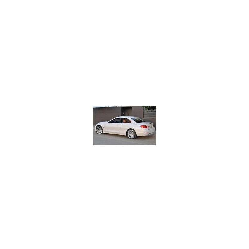 Kit film solaire Bmw Serie 4 (1) CC Cabriolet 2 portes (depuis 2014)