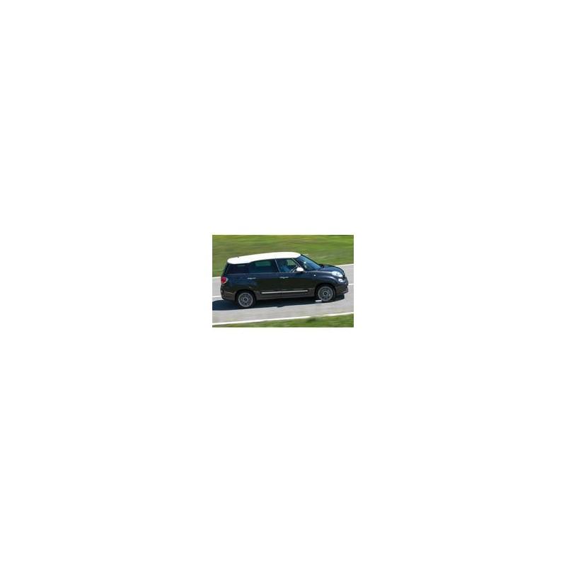 Kit film solaire Fiat 500 (1) L Living 5 portes (depuis 2013)