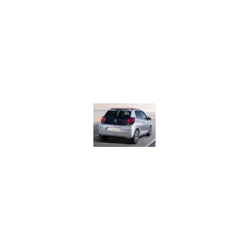 Kit film solaire Citroën C1 (2) 5 portes (depuis 2014)