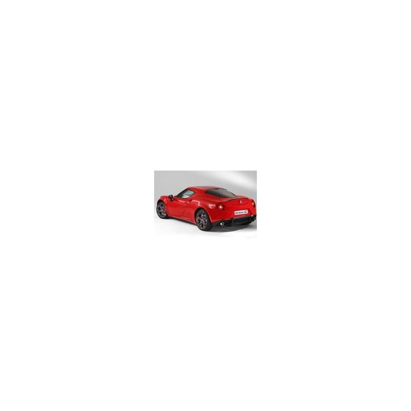Kit film solaire Alfa Romeo 4C Coupe 3 portes (depuis 2014)