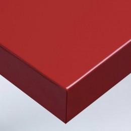 Papier collant pour meuble laqué rouge à utiliser aussi pour votre décoration murale
