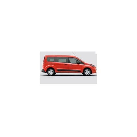 Kit film solaire Ford Grand Connect (2) 6 portes (depuis 2014) vitres latérales fixes et 2 portes arriéres
