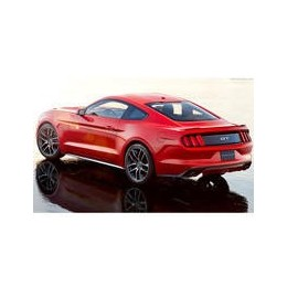 Kit film solaire Ford Mustang (6) Coupe 2 portes (depuis 2015)
