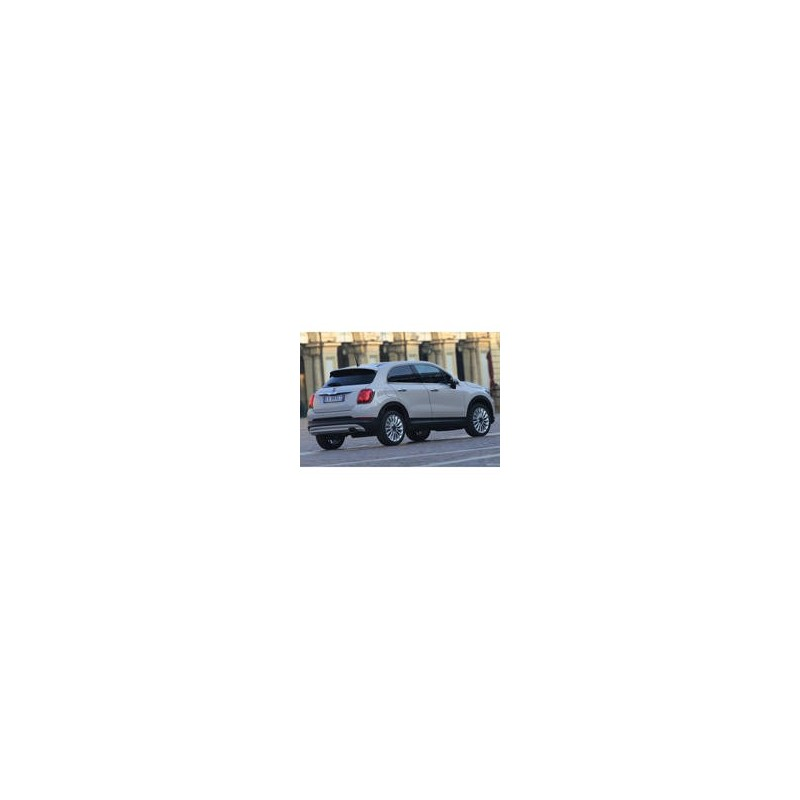 Kit film solaire Fiat 500 (1) X 5 portes (depuis 2015)