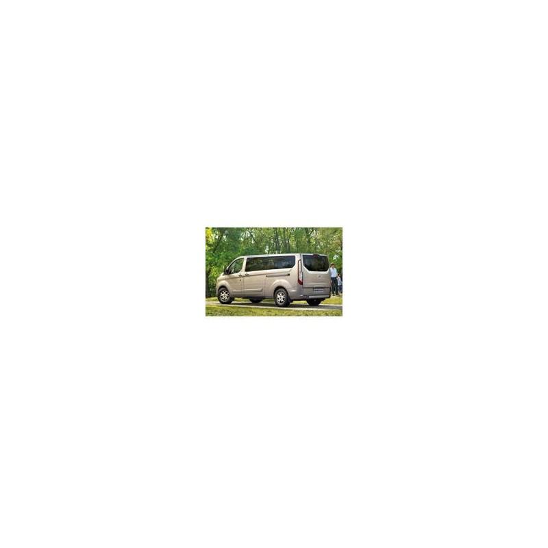 Kit film solaire Ford Custom Transit (1) LONG 5 portes (depuis 2014) 2 portes latérales, vitres ouvrantes et hayon