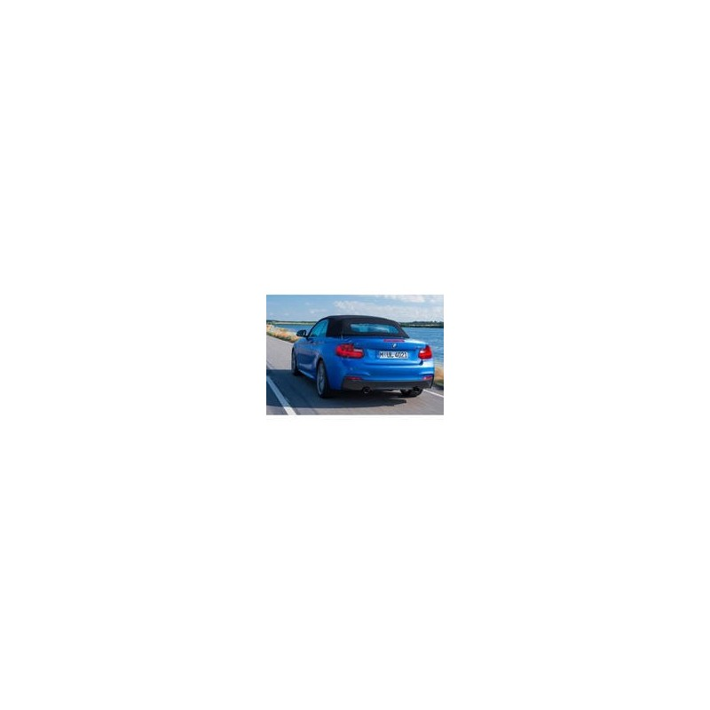 Kit film solaire Bmw Serie 2 (1) Cabriolet 2 portes (depuis 2015)