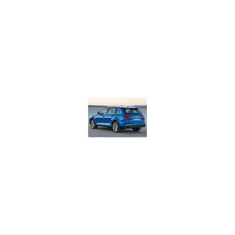 Kit film solaire Audi Q7 (2) 5 portes (depuis 2015)