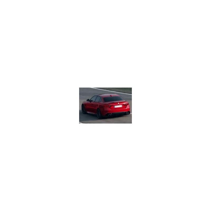 Kit film solaire Alfa Romeo Giulia (2) Berline 4 portes (depuis 2016)