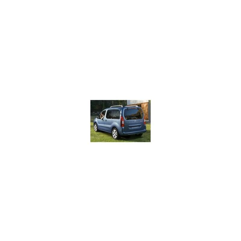 Kit film solaire Citroën Berlingo (2) 5 portes (2008 - 2018) 2 portes latérales avec hayon ouvrant