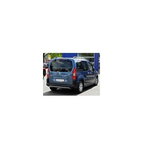 Kit film solaire Citroën Berlingo (2) 4 portes (2008 - 2018) 1 porte latérale avec hayon ouvrant