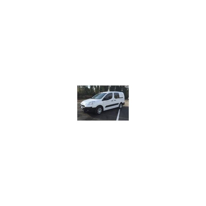 Kit film solaire Citroën Berlingo (2) Utilitaire 6 portes (2008 - 2018) 2 portes latérales, 2 vitres latérales et 2 portes arriéres