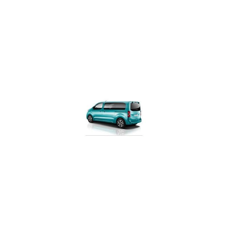 Kit film solaire Citroën Space-Tourer (1) Standard 5 portes (depuis 2016) 2 portes latérales, vitres fixes et hayon