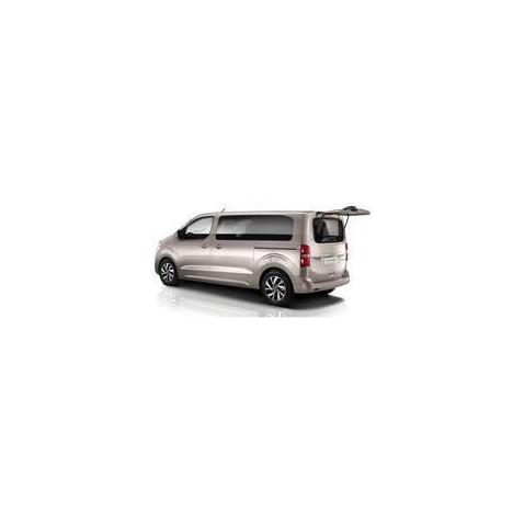 Kit film solaire Citroën Jumpy (3) Standard 5 - 6 portes (depuis 2016) vitres fixes et hayon ouvrant