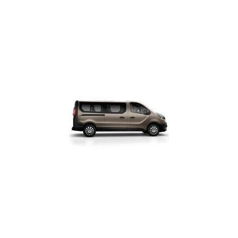 Kit film solaire Fiat Talento (2) Long 4/5 portes (depuis 2016) vitres fixes avec hayon