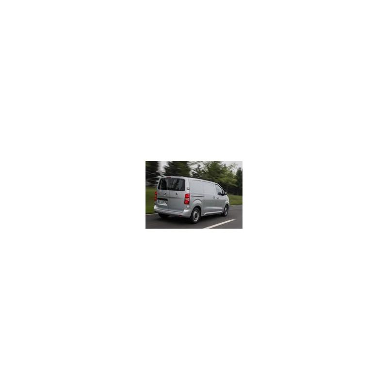 Kit film solaire Citroën Jumpy (3) Utilitaire 5-6 portes (depuis 2016) 2 portes arrières avec essuies glaces