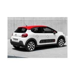 Kit film solaire Citroën C3 (3) 5 portes (depuis 2016)