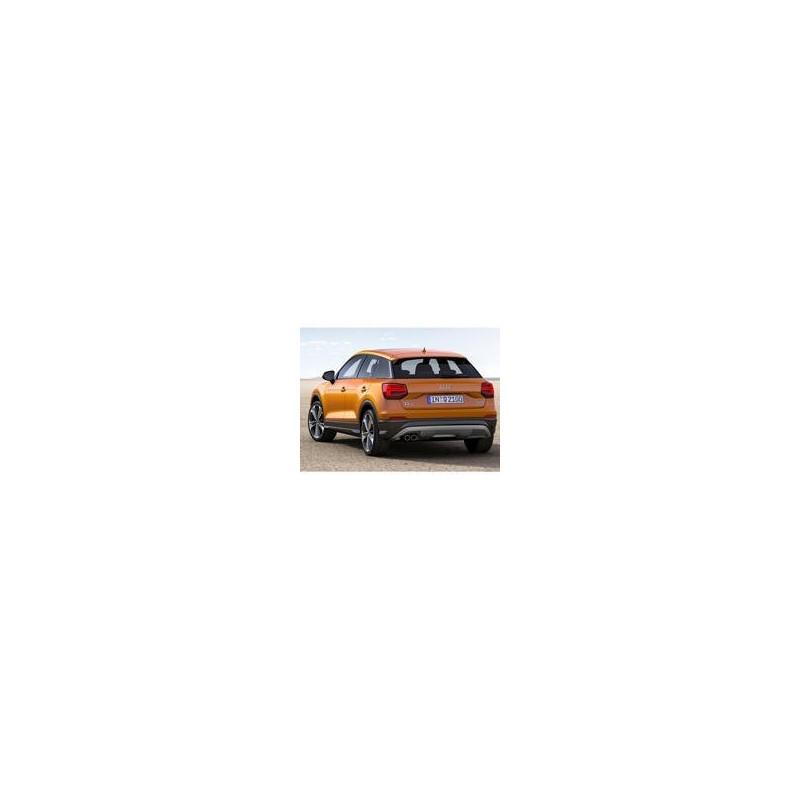 Kit film solaire Audi Q2 (1) 5 portes (depuis 2016)