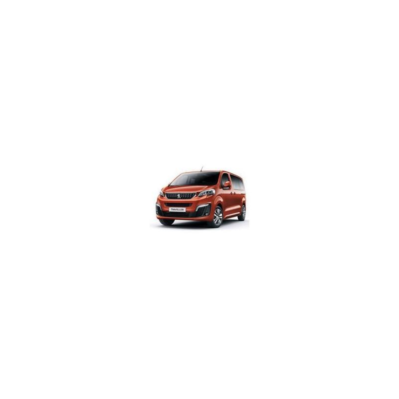 Kit film solaire Citroën Jumpy (3) Standard 4 / 5 portes (depuis 2016) vitres fixes, hayon fixe