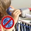 Film antimicrobien pour une protection sanitaire - Certifié contre les Coronavirus