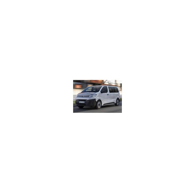 Kit film solaire Citroën Jumpy (3) Standard 4-5 portes (depuis 2016) vitres ouvrantes, hayon fixe