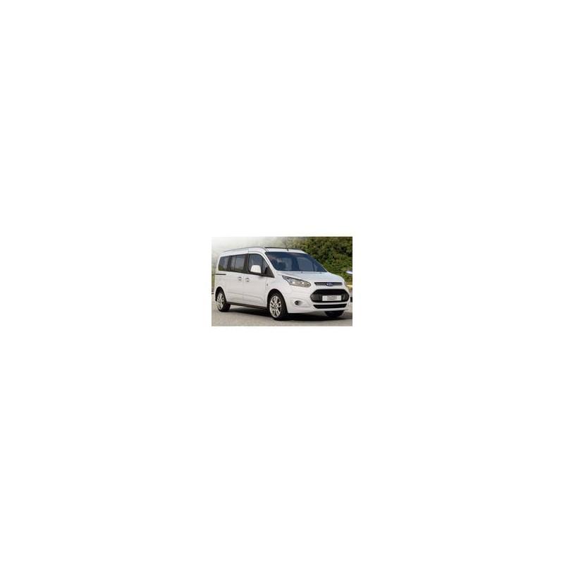 Kit film solaire Ford Grand Connect (2) 6 portes (depuis 2014) vitres descendantes et 2 portes arriéres