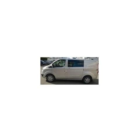 Kit film solaire Ford Custom Transit (1) Utilitaire 5 portes (depuis 2014) 2 portes latérales, vitres fixes et hayon