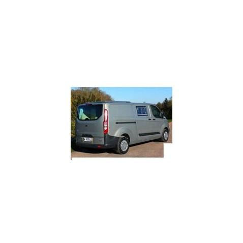 Kit film solaire Ford Custom Transit (1) Utilitaire 4/5 portes (depuis 2014) hayon