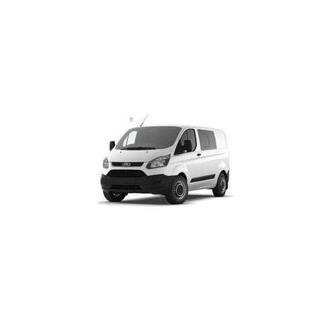 Kit film solaire Ford Custom Transit (1) Utilitaire 4/5 portes (depuis 2014) 2 portes latérales, vitres ouvrantes et hayon