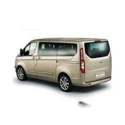 Kit film solaire Ford Custom Transit (1) Court 5 portes (depuis 2014) 2 portes latérales, vitres fixes et hayon