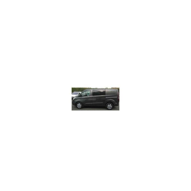 Kit film solaire Ford Custom Transit (1) Utilitaire 5 portes (depuis 2014) 1 porte latérale, vitres fixes et hyon