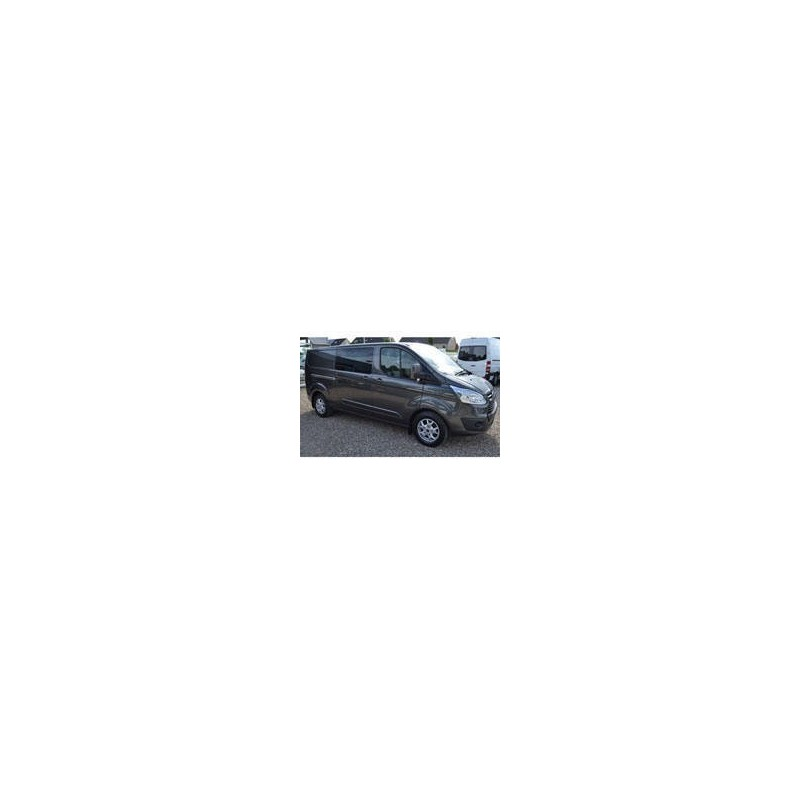 Kit film solaire Ford Custom Transit (1) Utilitaire 4/5 portes (depuis 2014) 1 porte latérale, 2 vitres fixes et 2 portes arriéres