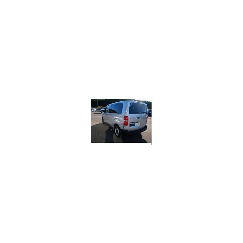 Kit film solaire Citroën Jumpy (3) Compact 5/6 portes (depuis 2016) vitres fixes et 2 portes arrières avec essuies glaces