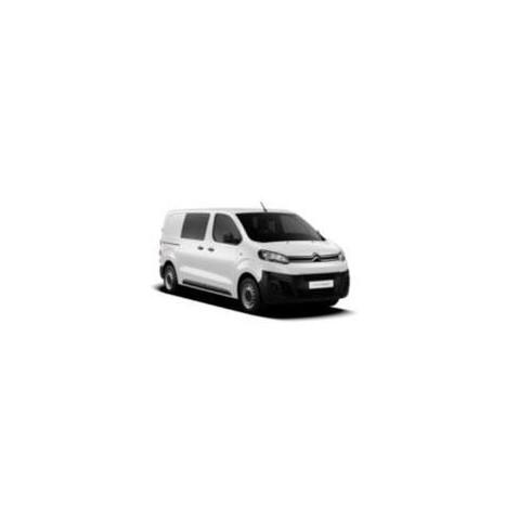 Kit film solaire Citroën Jumpy (3) Standard / Long Utilitaire 5/6 portes (depuis 2016) 2 vitres latérales fixes et 2 portes arrières avec essuies glaces