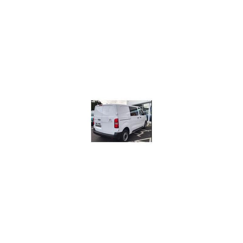 Kit film solaire Citroën Jumpy (3) Standard / Long Utilitaire 5/6 portes (depuis 2016) 2 vitres latérales fixes