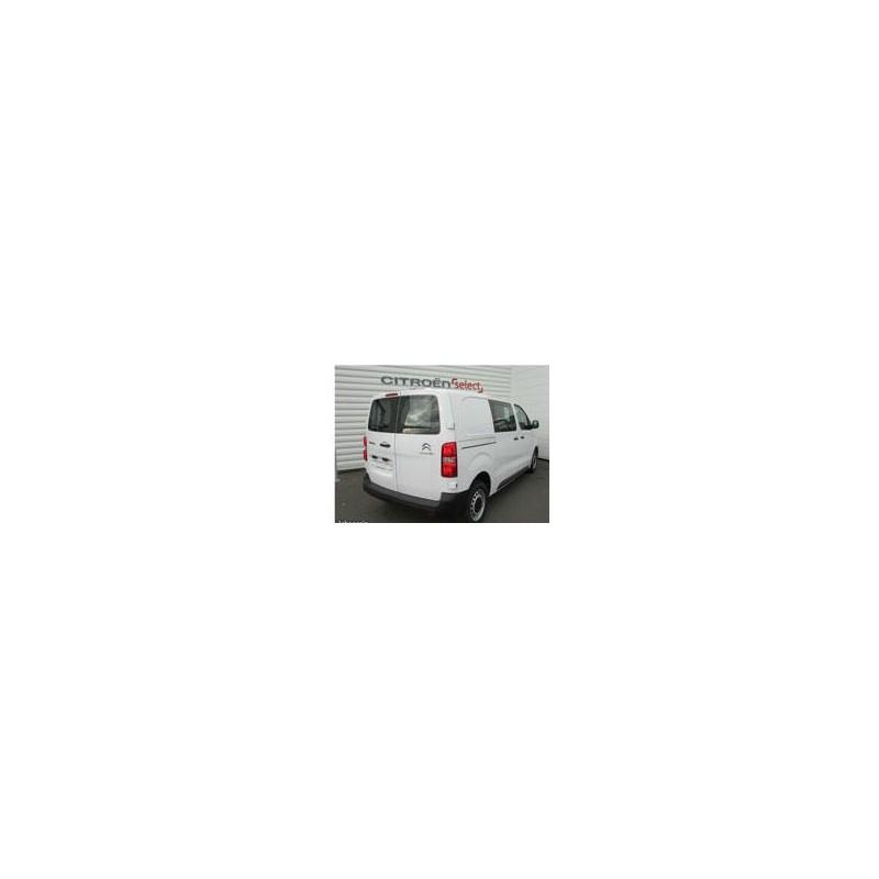 Kit film solaire Citroën Jumpy (3) Standard / Long Utilitaire 5/6 portes (depuis 2016) 2 vitres latérales ouvrantes et 2 portes arrières avec essuies glaces