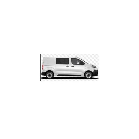 Kit film solaire Citroën Jumpy (3) Standard / Long Utilitaire 5/6 portes (depuis 2016) vitres latérales ouvrantes