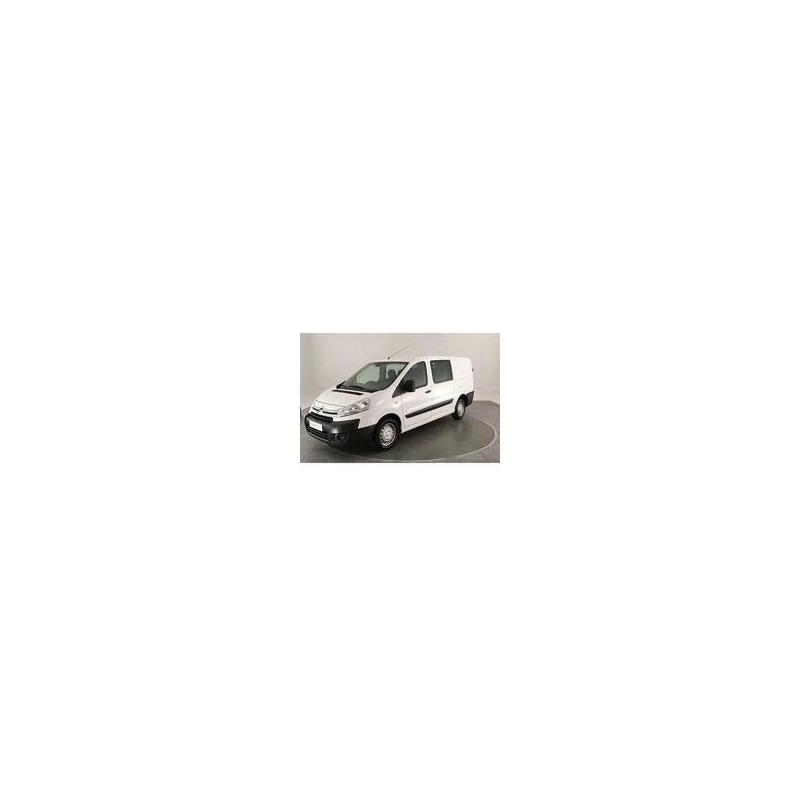 Kit film solaire Fiat Scudo (2) Utilitaire 5/6 portes (2007 - 2017) 2 vitres ouvrantes et 2 portes arrières