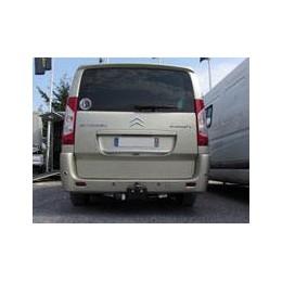 Kit film solaire Citroën Jumpy (2) Utilitaire 4/5 portes (2007 - 2017) hayon