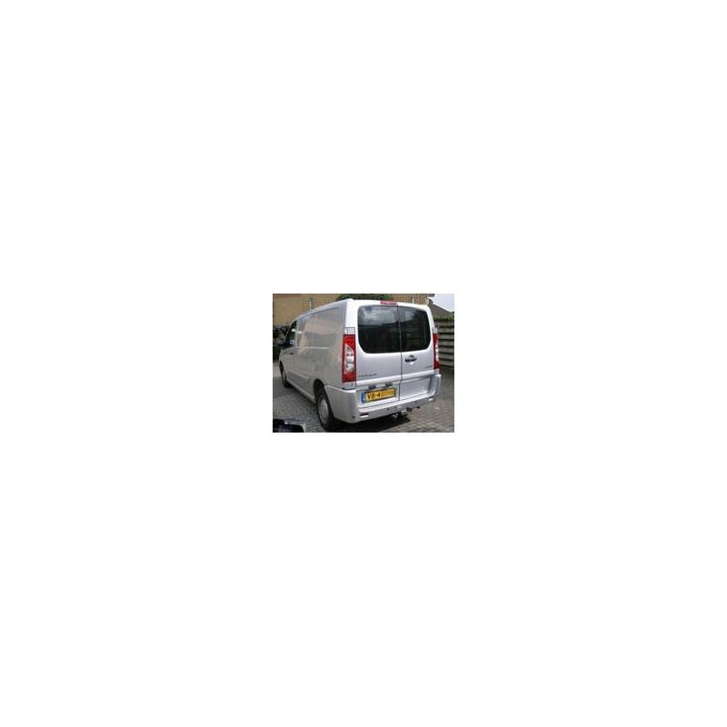 Kit film solaire Citroën Jumpy (2) Utilitaire 4/5/6 portes (2007 - 2017) 2 portes arrières