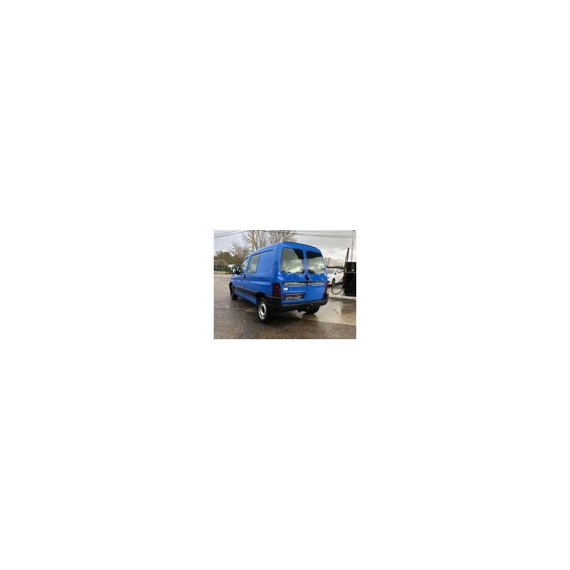 Kit film solaire Citroën Berlingo (1) Utilitaire 4 portes (1996 - 2008) pas de porte latérale, 2 vitres latérales, 2 portes arrières