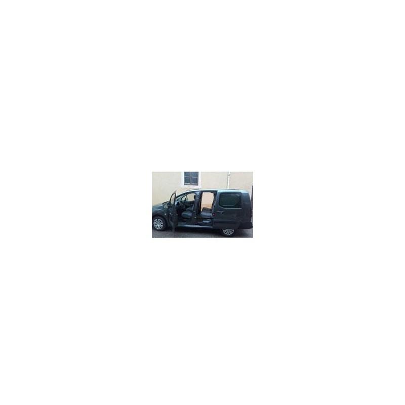 Kit film solaire Citroën Berlingo (2) Utilitaire 5/6 portes (2008 - 2018) 2 portes latérales, 2 vitres latérales