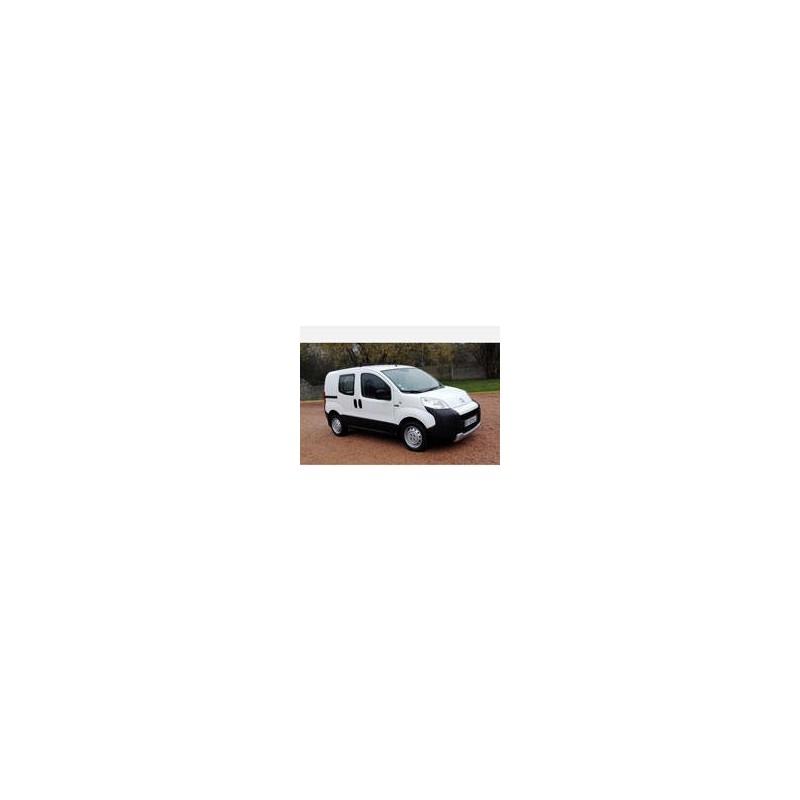 Kit film solaire Citroën Nemo (1) Utilitaire 4 portes (depuis 2008) 1 vitre à droite et hayon