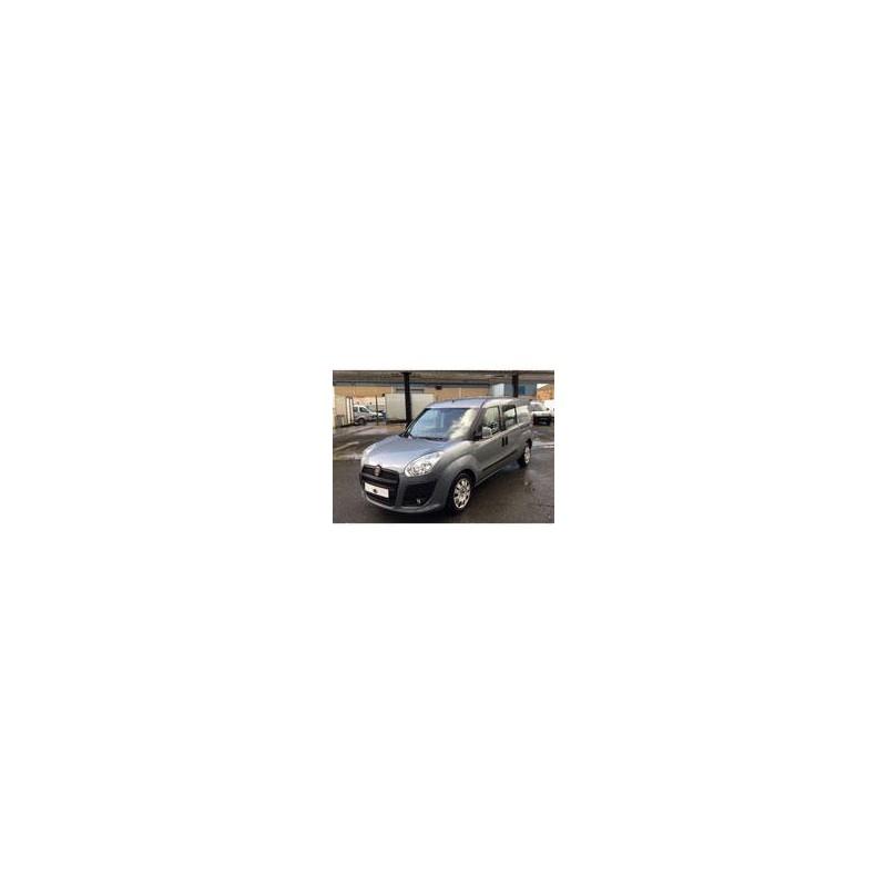 Kit film solaire Fiat Doblo (2) Utilitaire 5/6 portes (depuis 2009) vitres descendantes et 2 portes arriéres